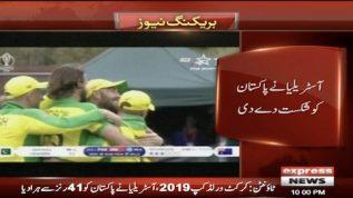 Australia defeat Pakistan by 41 runs