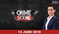 Crime Scene in Rawalpindi