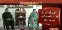PMLN-PPP agree to strive against the government