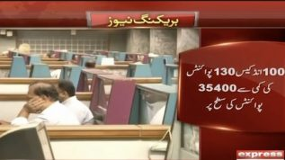 Decrease in PSX by 130 points