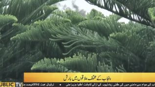 Rainfall expected in several areas of Punjab