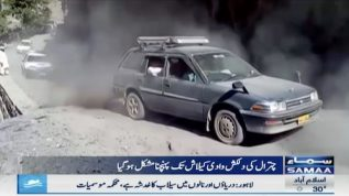 Unconstructed roads making it hard for tourists to reach Chitral