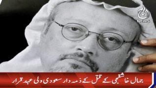 UN finds evidence linking Saudi crown prince to Khashoggi murder