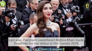 Who made Pakistan proud at Cannes Film Festival 2019?