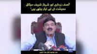 Imran won't allow NRO: Shaikh Rasheed