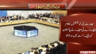 Danger still prowls: Pakistan to remain on FATF gray list