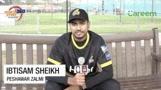 Sports Story – Peshawar Zalmi – Ibtisam Sheikh