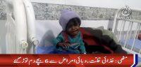 Mithi: Six children dead due to malnutrition