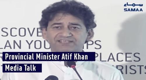 PM Imran taught us to think big: Atif Khan