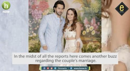 E-Story 10: Varun Dhawan to tie note?