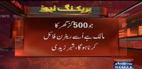 Owner of 500 yards house has to file return: Shabbar Zaidi
