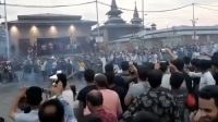 Indians in occupied Kashmir celebrate New Zealand's success: ICC World Cup 2019