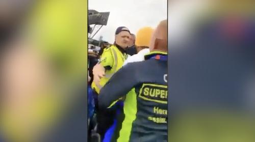 "Sikhs arrested for shouting ""Khalistan Zindabad""during match"