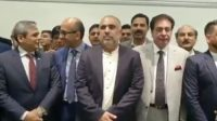 Asad Qaiser talks about production orders in Manchester