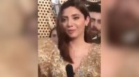 Stunning Mahira at LSA 2019