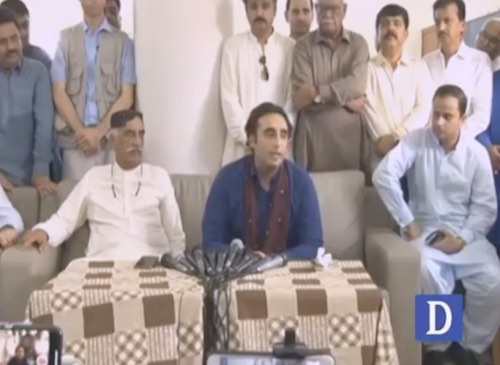 Bilawal vows to provide standard health facilities in Sindh