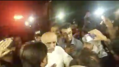 Mirpur Mathelo accident: Protesters stop Bilawal's convoy