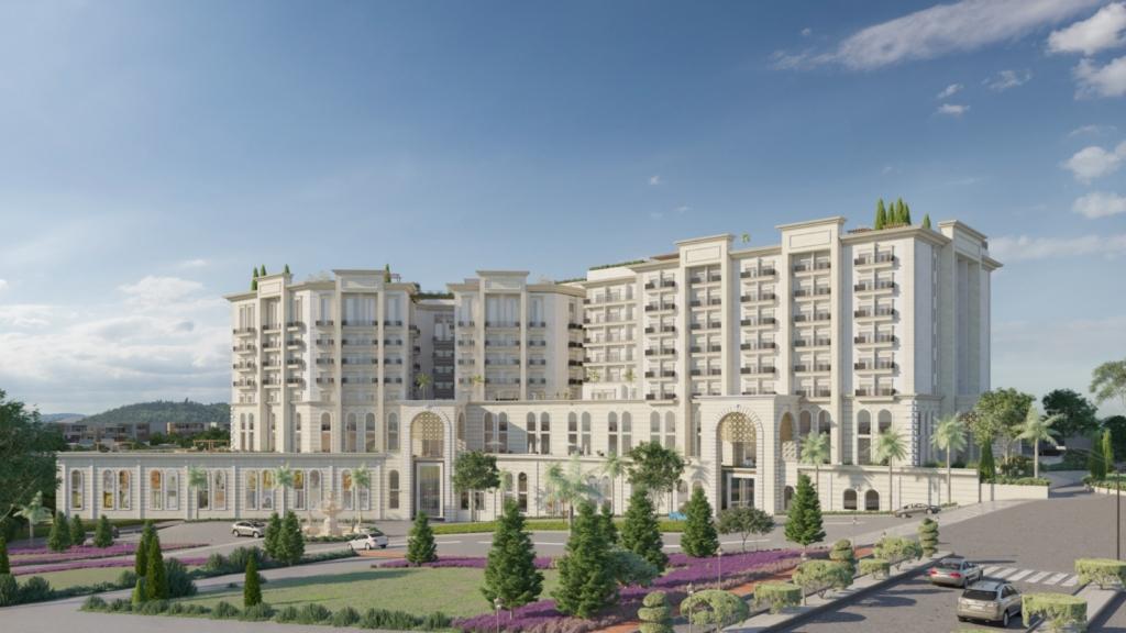 Press Release: Ground breaking of Zameen Developments' 'Zameen Ace Mall' in Islamabad