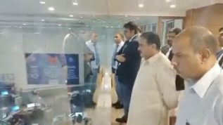 CM Buzdar visits City Monitoring Center as Lahore welcomes monsoon