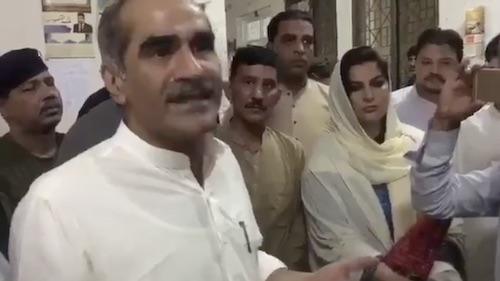 Khawaja Saad thinks no need for new trains