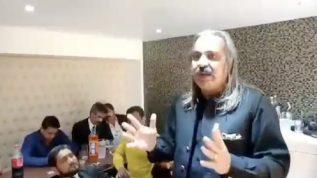 Ali Amin Khan Gandapur talks about sharing