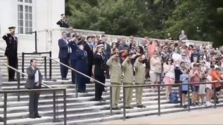 COAS warmly welcomed at Pentagon