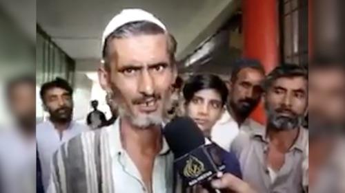 Rana Sanaullah's supporters speak out