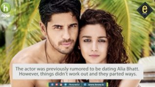 E-Story: Love or arranged marriage? Sidharth speaks