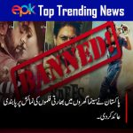 EPK News: Indian movies banned in Pakistan