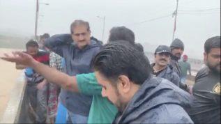 Chief Minister Syed Murad Ali Shah visits Karachi Malir