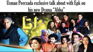 EPK Exclusive: Usman Peerzada discusses his new drama