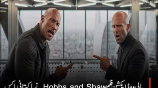 Top Trending News: How much business Hobbs and Shaw did in Pakistan?