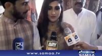 Hassan Ali Wife Samia Arzoo First Media Talk After Marriage