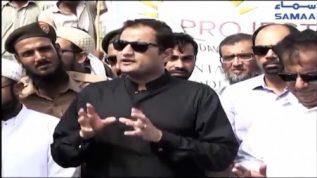Murtaza Wahab ki Mayor Karachi per tanqeed