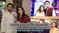 E-story: Pakistani celebrities married to their cousins