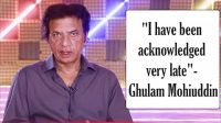 EPK News: Ghulam Mohiuddin nominated for an Award