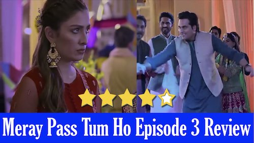 EPK Review: 3rd episode of Mere Pass Tum Ho