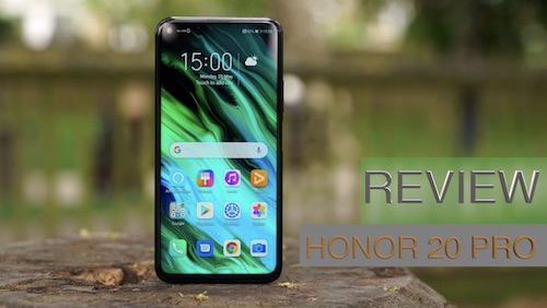 Mobile Review in Urdu: Honor 20 PRO