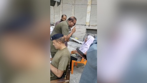 Punjab police ka ek aur sharmnaak karnama!