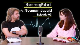 Boomerang – Episode 9 – Interview with Nouman Javaid