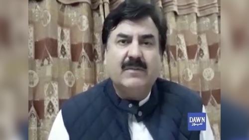Shaukat Yousafzai: Baldev kumar ka PTI se koi taluq nahi hai