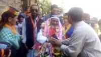 Kailash kay pehle Haji ka sandar istaqbal