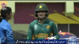 Kharab taloqat ki waja se Pak-bahart women cricket series bhi mutaser