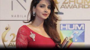 Saba Qamar to appear in Sarmad's movie