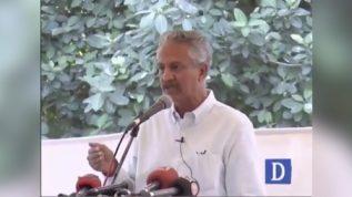 Mayor Karachi Waseem Akhtar ka media se khitab