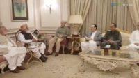 Maulana Fazal ur Rehman ki Shehbaz Sharif say Mulaqat