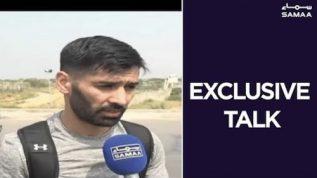 Boxer Muhammad Waseem ka interview