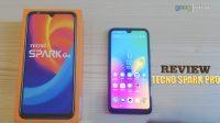 Mobile Review in Urdu: TECNO SPARK PRO