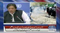 Khasmir me zulum ky waja sirf musalam abadi hai: Imran Khan