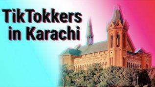 Millia Karachi kay Tik Tokkers say